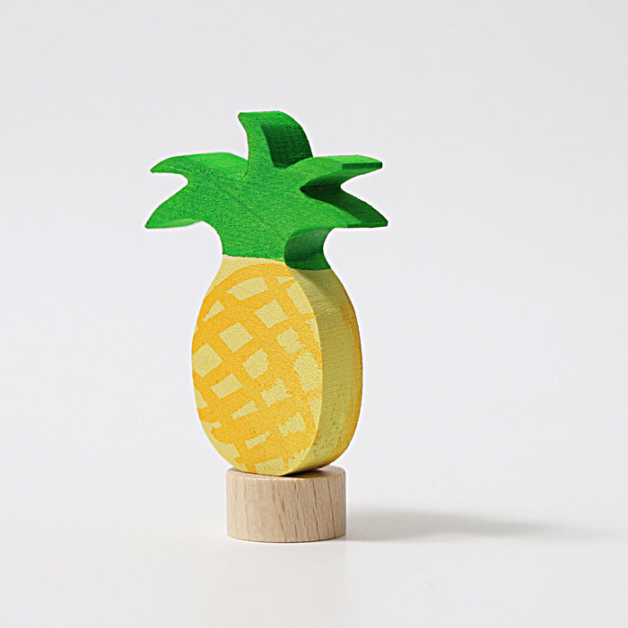 Grimm's Pineapple Candle Holder Decoration