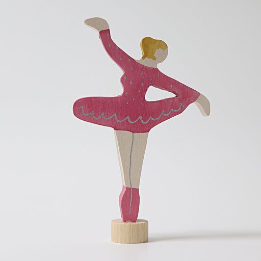 Grimm's Ballerina Candle Holder Decoration