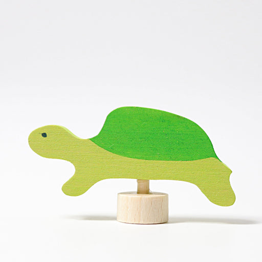 3870 Grimm's Turtle Candle Holder Decoration