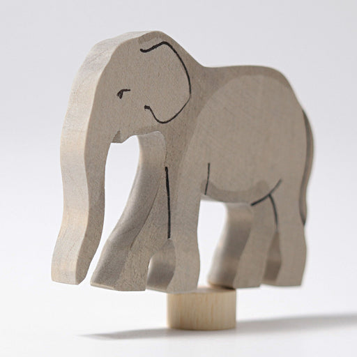 04060 Grimm's Decorative Figure Elephant