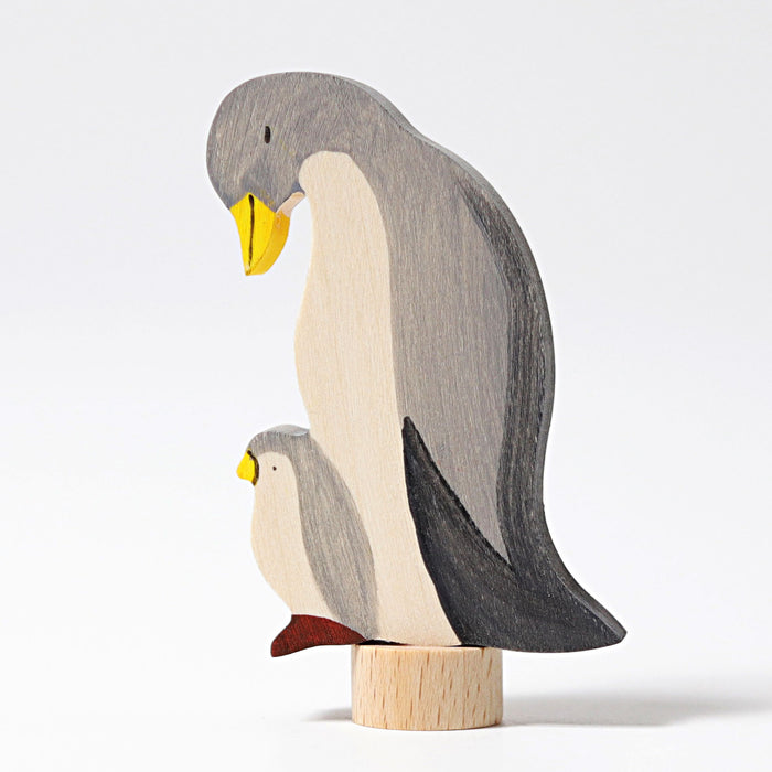 Grimm's Decorative Figure Penguins