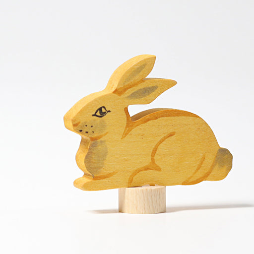 04232 Grimm's Decorative Figure Rabbit Sitting