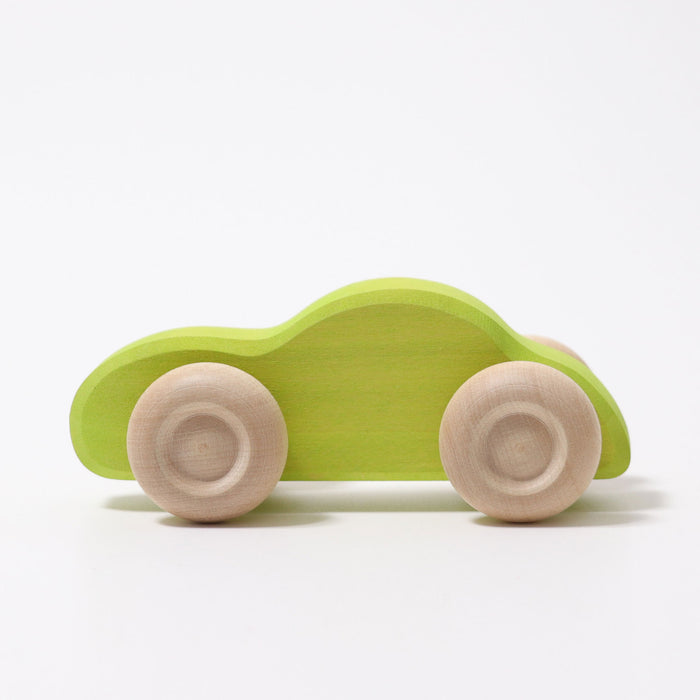 Grimm's Wooden Cars Slimline 5 pieces