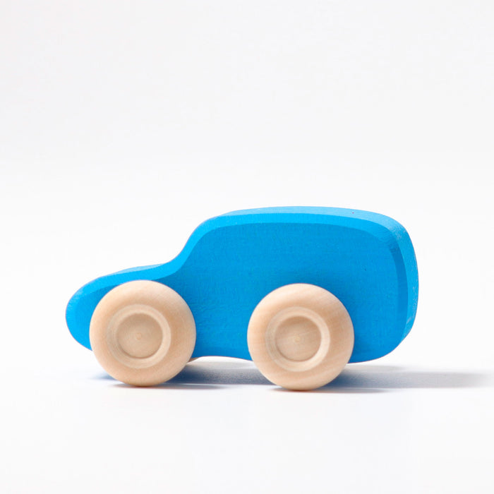 09310 Grimm's Single Colored Wooden Car