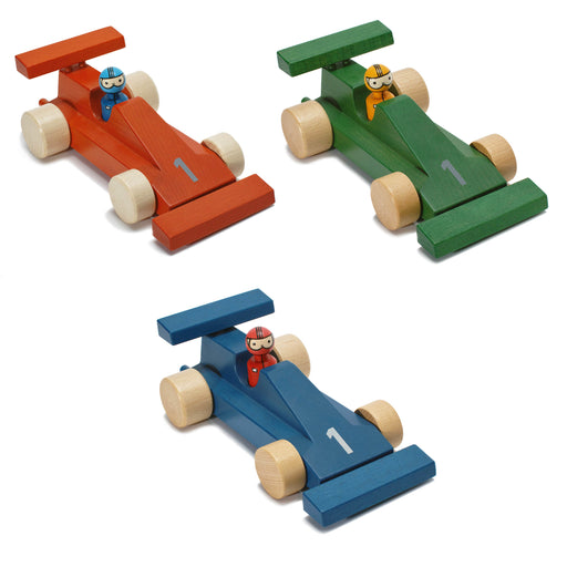 Weizenkorn Wooden Race Car