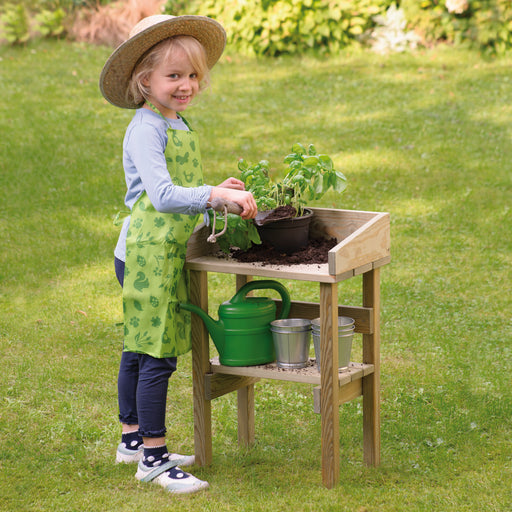 10050 Erzi Outdoor Play and Planting Table