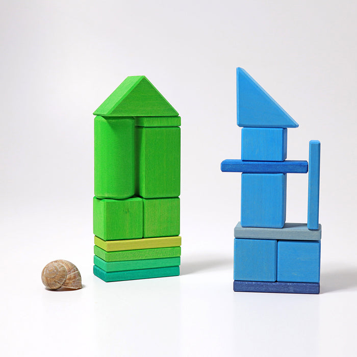 10065 Grimm's Building Set Forms & Colors
