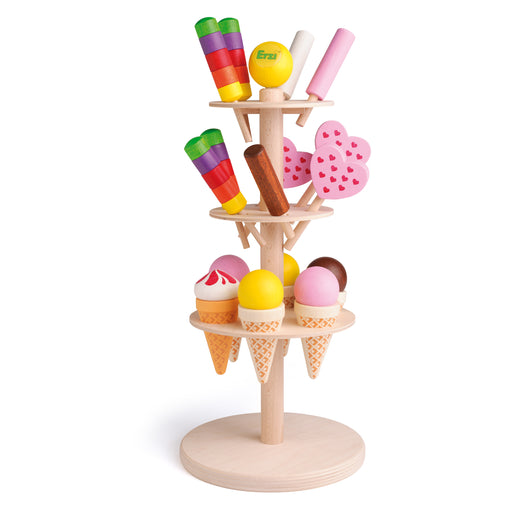 10100 Erzi Display Stand Ice Cream