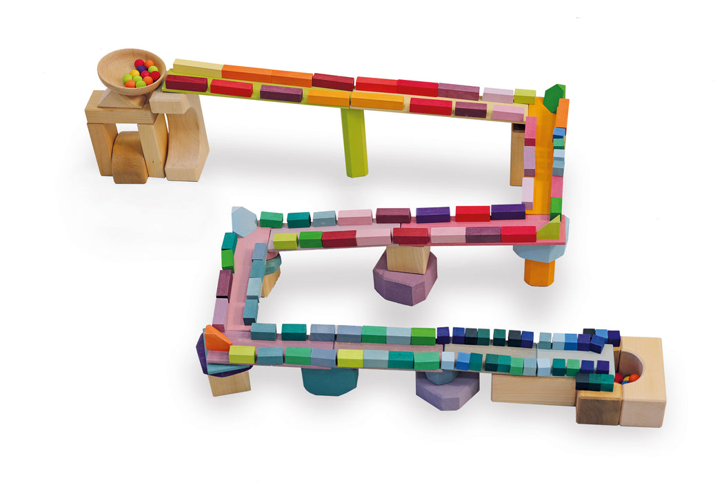 Grimm's Marble Run Example