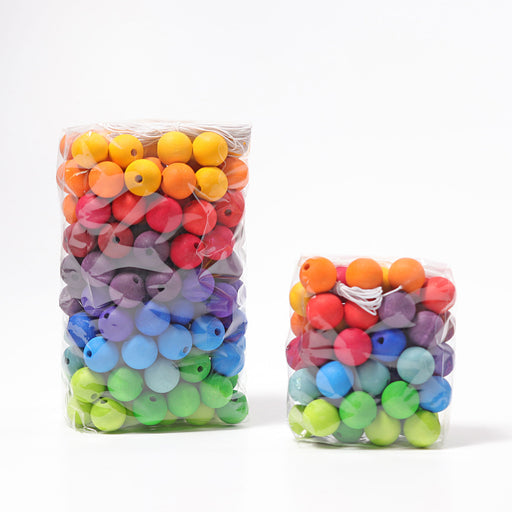 10230 Grimm's 180 Coloured Beads 20mm