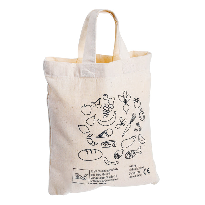 10375 Erzi Cotton Shopping Bag