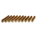 10607 Goldon Chime Bars Soprano Sucupira Set of 10
