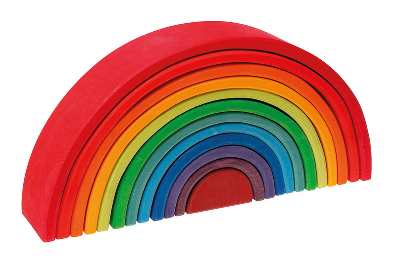 10670 Grimms Large Rainbow 12 pieces