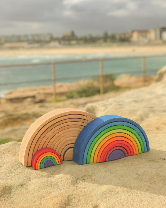 10705 Grimm's Inverted Sunset Rainbow 10 pieces