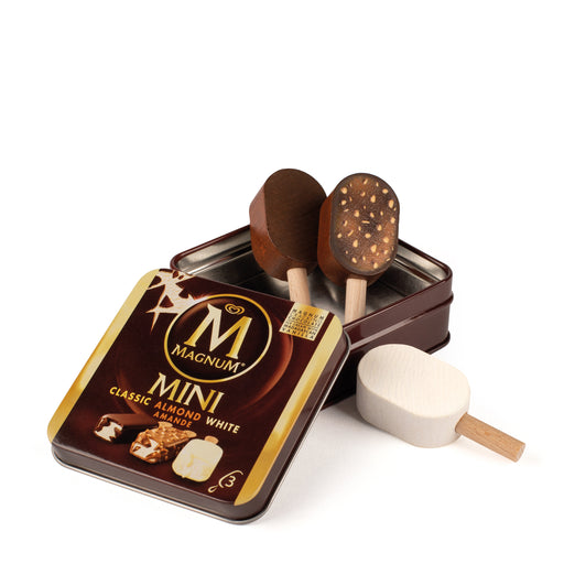 14020 Erzi Ice Cream Magnum in a Tin