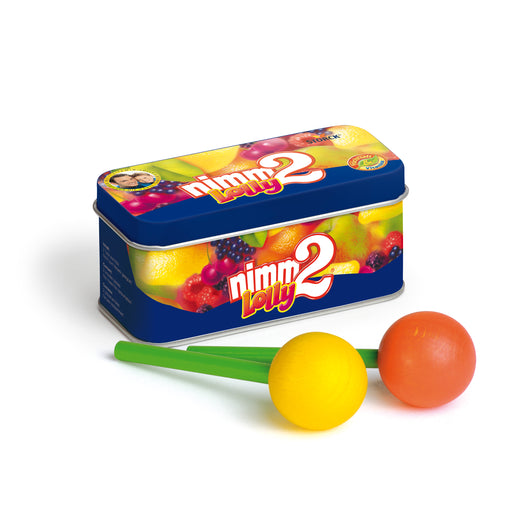 14371 Erzi Lollipops in a Tin