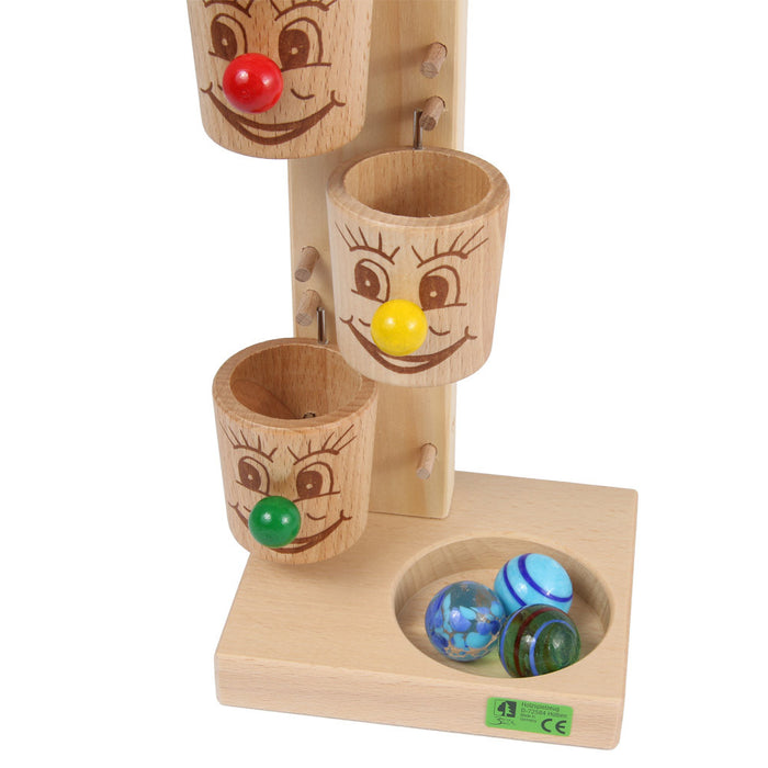 20022 Beck Roller Cups with Faces