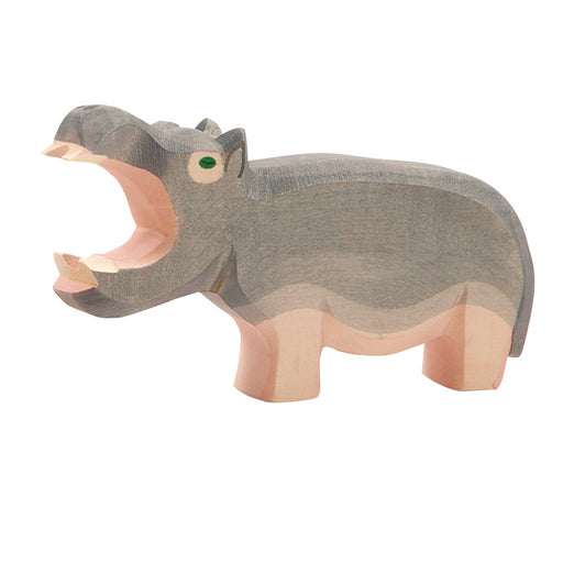 Ostheimer Hippopotamus Family Set 3 pieces
