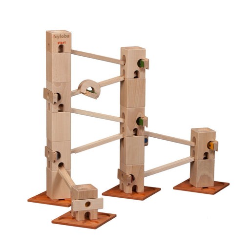 22020 Xyloba Sound Marble Run Melody Kit Happy Birthday