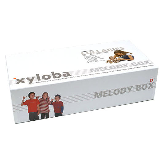 22022 Xyloba Sound Marble Run Melody Kit Lullabies