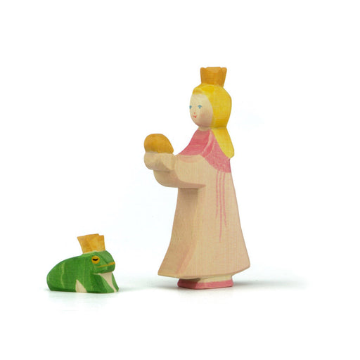 25080 Ostheimer Frog King and Princess 2 Pieces