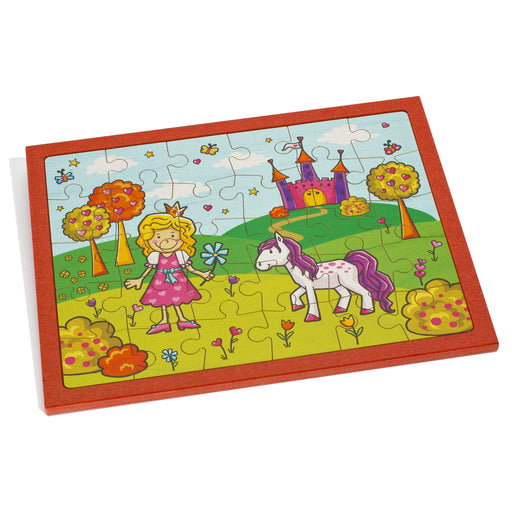 25163 Weizenkorn Wooden Princess Puzzle 30 Pieces