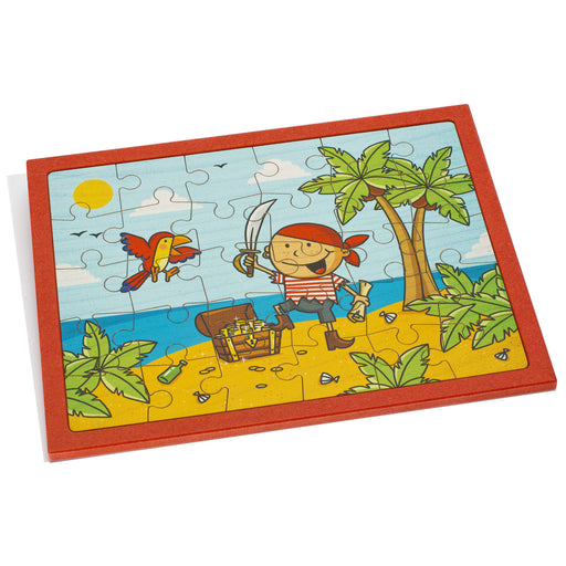 25164 Weizenkorn Wooden Pirate Puzzle 30 Pieces