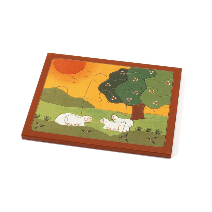 Weizenkorn Wooden Sheep Puzzle