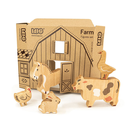 25220 Bajo Farm Set 14 pieces