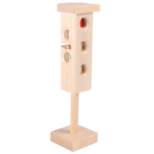 30025 Beck Traffic Light with Pedestrian Signal