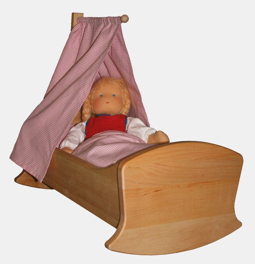 3018 Schoellner Dolls Cradle