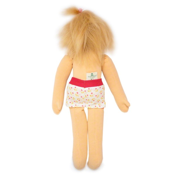 Nanchen Dressable Girl Doll