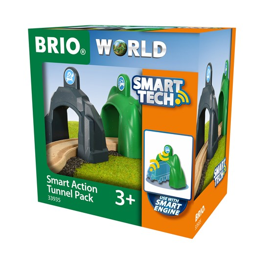 BRIO Smart Tech Action Tunnel Pack