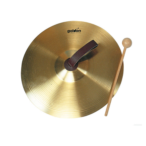 34130 Goldon Cymbal Brass with Beater