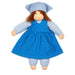 368404 Nanchen Natur Lotti Doll Blue