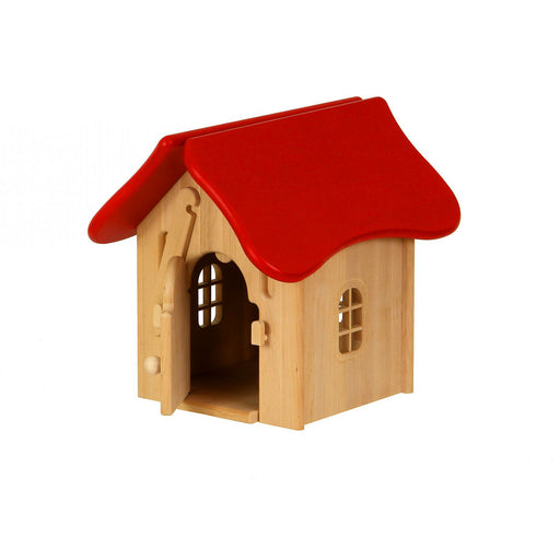 4044 Drewart Witch's Shed with Red Roof