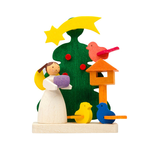 41730 Graupner tree ornament Angel feeding birds