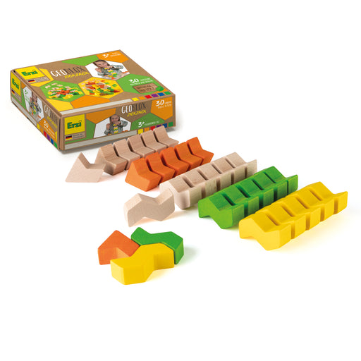 42098 Erzi Building Blocks GeoBlox Zigzag