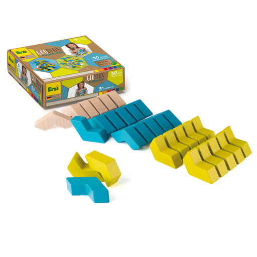 42099 Erzi Building Blocks GeoBlox FlickFlack