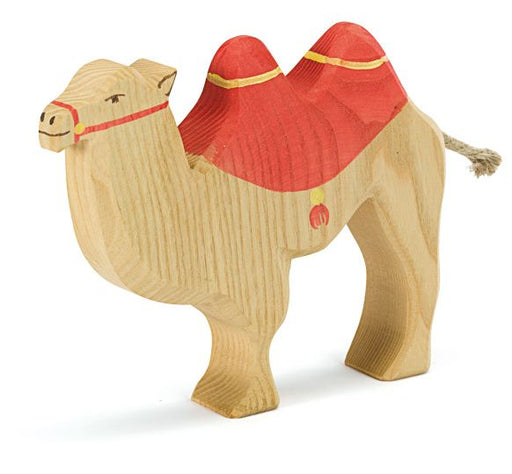 Ostheimer Camel with Saddle II