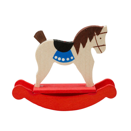 43190 Graupner Tree Ornament Rocking Horse 01