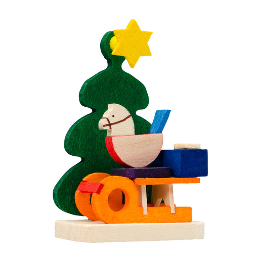 43510 Graupner tree ornament tree wth presents