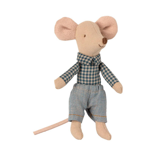 Maileg Little Brother Mouse in Box 02