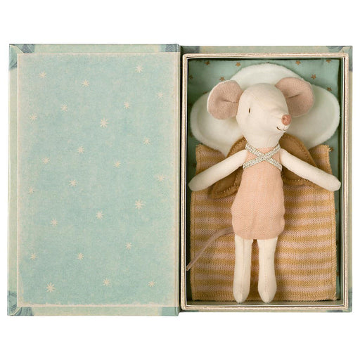 Maileg Big Sister Angel Mouse in box 02