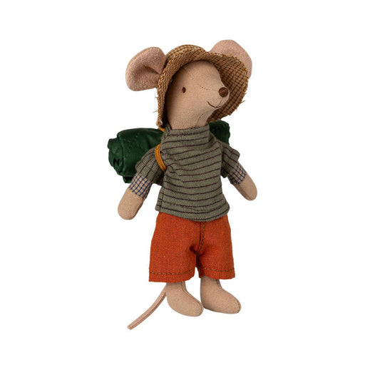 Maileg Big Brother Hiker Mouse 01