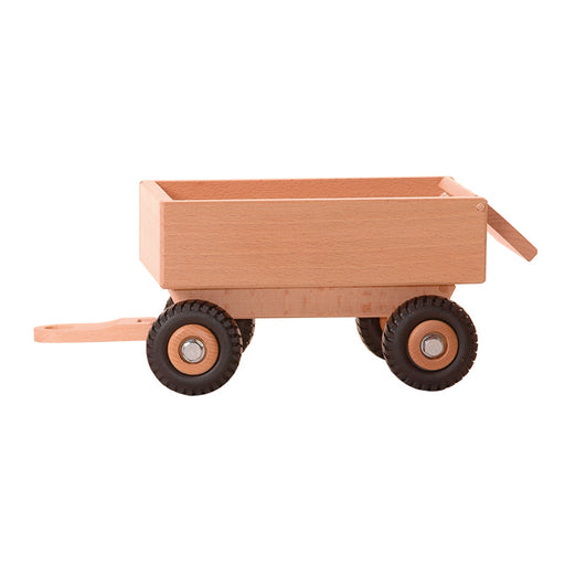 5560046 Ostheimer Kinderkram Wooden Tipper Trailer