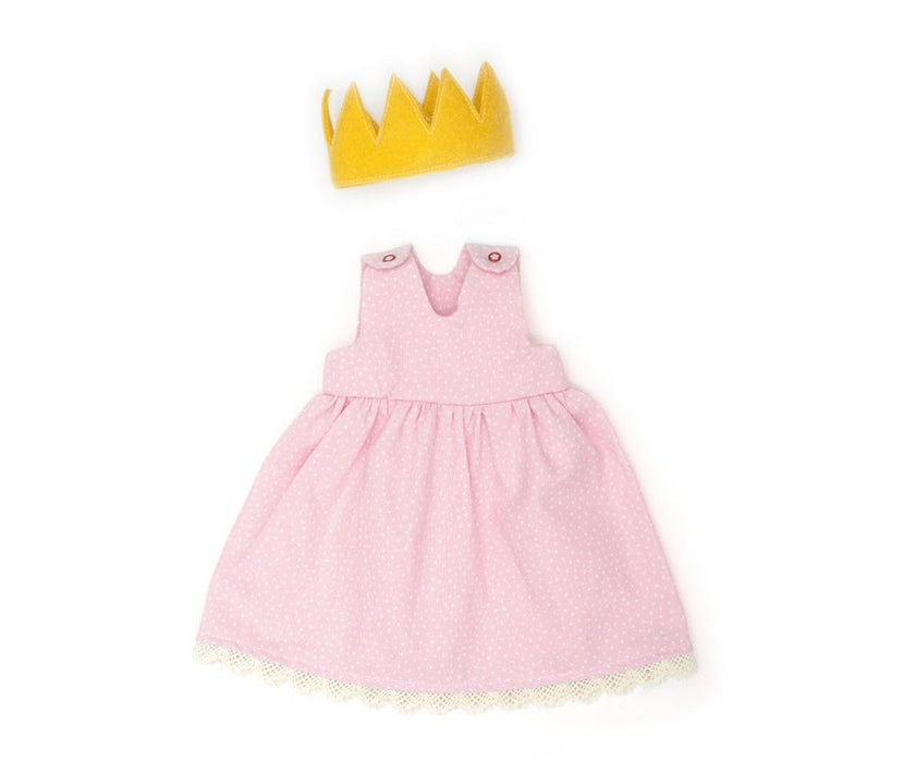 612403 Nanchen Natur Princess Doll Clothing Set