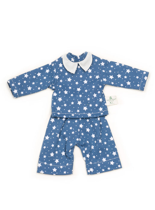 612455 Nanchen Natur Starry Night Pajama Set Doll Clothing