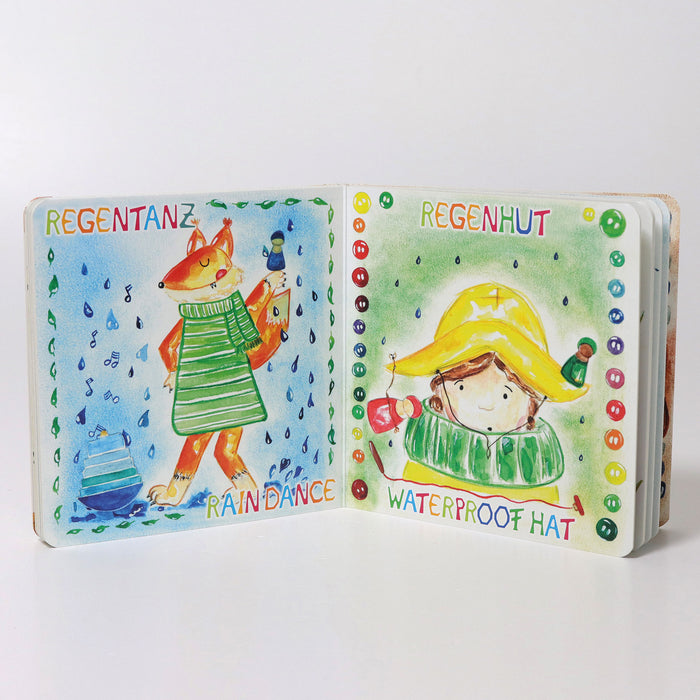 70405 Grimm's Weather Cardboard Book