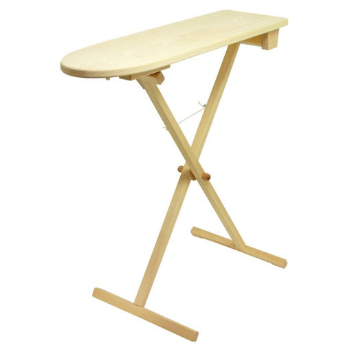 70432150 Glueckskafer Wooden Ironing Board